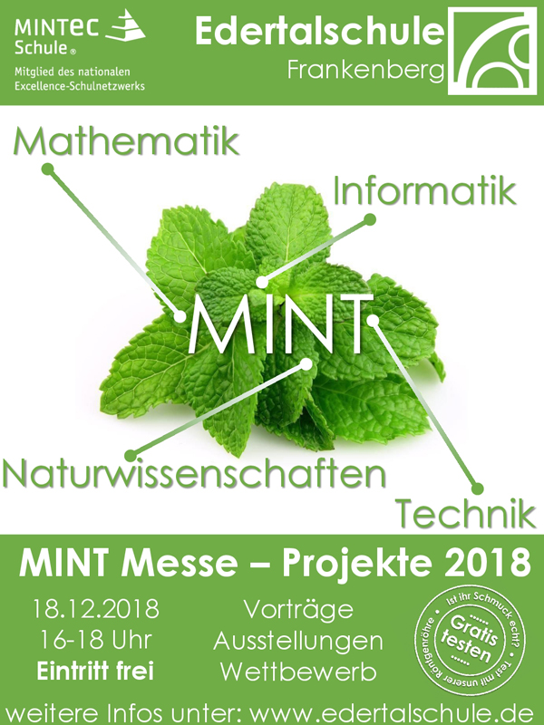 plakat mint messe 2018