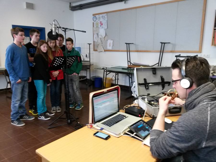 hoerspielworkshop 7b 2014